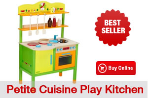Children S Wooden Kitchens Kids Play Cooking Games In